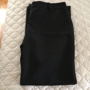 The Limited Cassidy Fit Black Pants